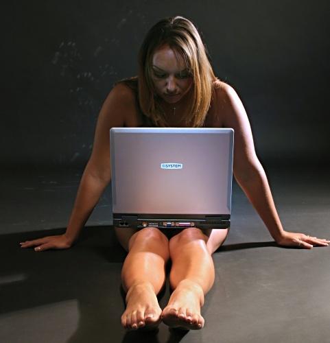 Laptop - Adjusted! by steveh11