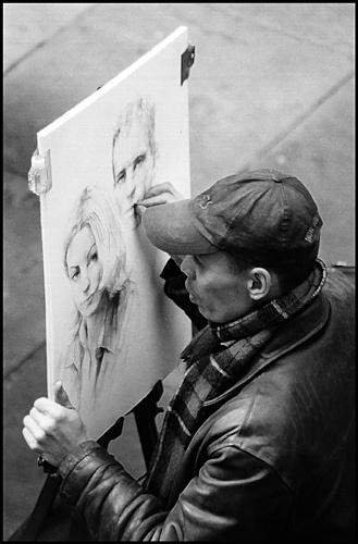 Street artist by ksroyall