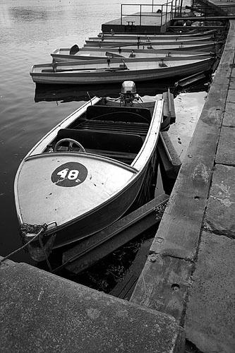 Chester Speedboat by ericfaragh