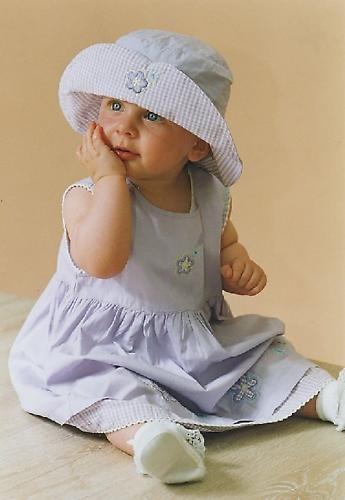 Baby Bonnet by Batties