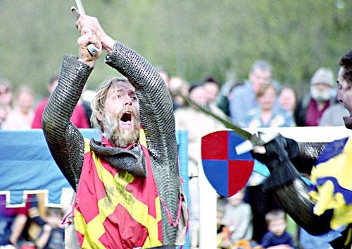 Sir Lancelot by minoltaandy