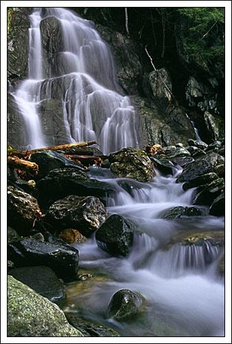 Moss Glen Falls by adamburton