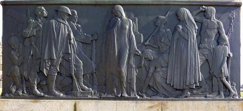 War memorial Blackpoo by alansnap