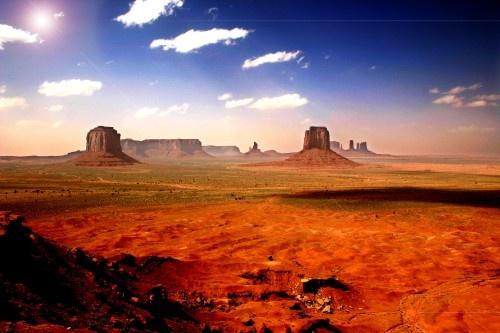 Monument Valley, AZ by rusmi