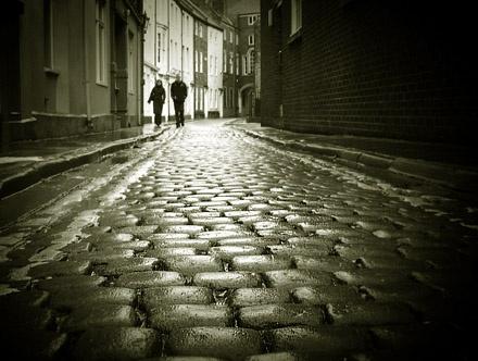 Strolling(2) by davecalver