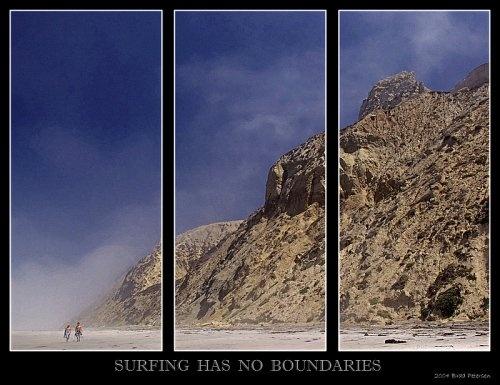 Surfing has no Boundaries by bradp