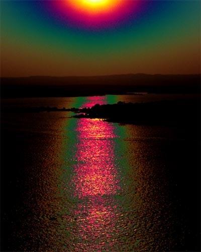 Sundown, Lake Travis by street3