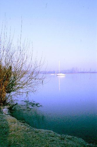 Willen Lake, Milton Keynes by BigCol