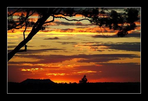 Sunset  V by eafy