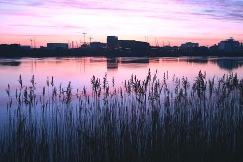 Docklands by DarrylWilliams