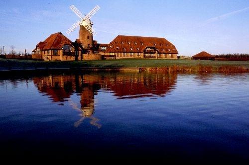 Caldecote Mill, Milton Keynes by BigCol