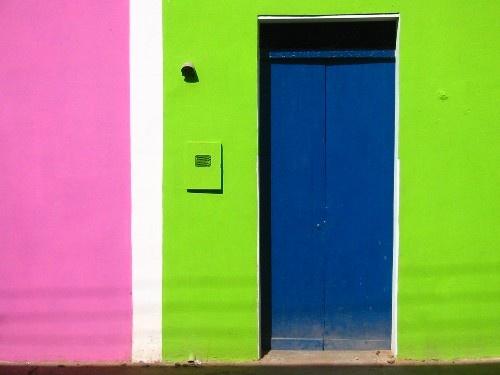 pink n green by ihana