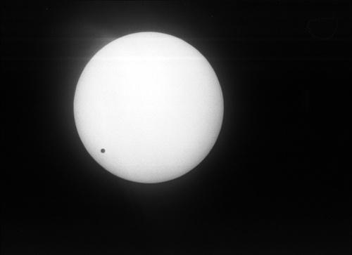Transit of Venus by ganstey