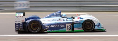 Le Mans by simon9924
