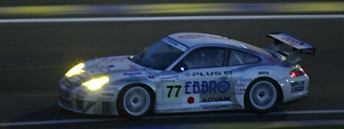 Le Mans Night by simon9924