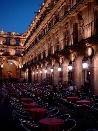 Plaza Mayor, Salamanca by bigbed