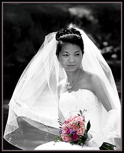 The Bride by SteveH