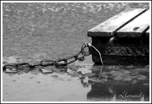 Beach Raft by llonaid