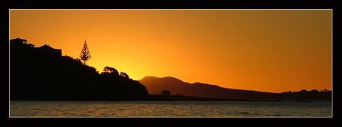 Maratei Sunset by dalowsons