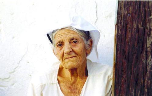 Old Greek woman by thearmsofvenusdemilo