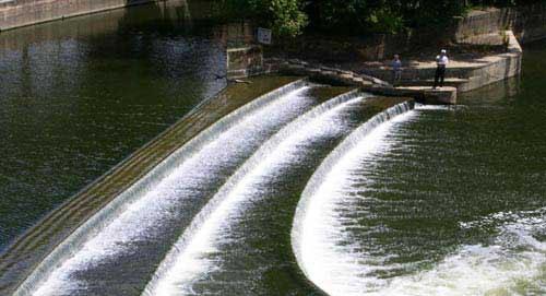 Pultney Weir by bigbed