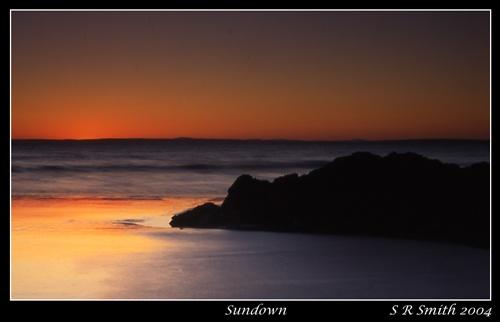Sundown by corin45