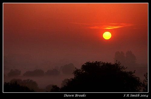 Dawn Breaks by corin45