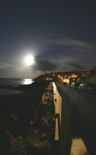 night landscape by sumit