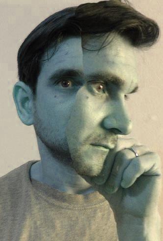 Cubist Portrait by silvina