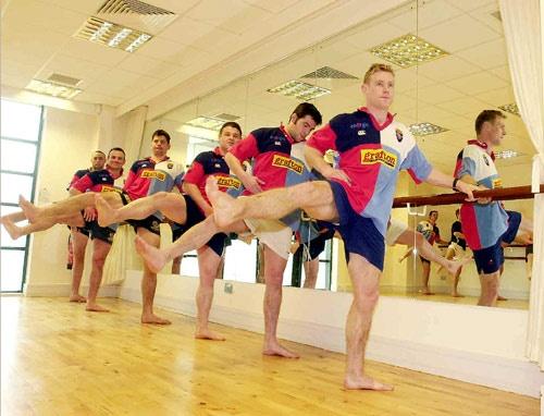 Ballet Boys?? by stephen2406
