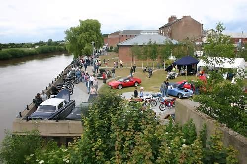 Riverside Festival by robertclarke