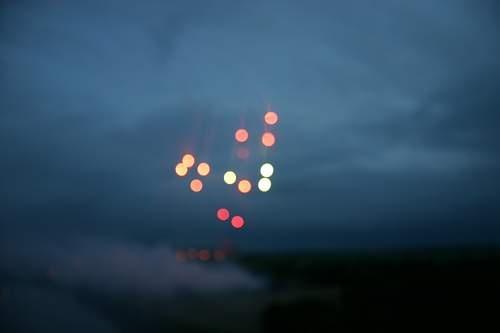 Fireworks by robertclarke