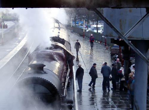 Steam Train by cfreeman