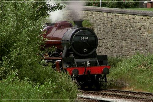 Full Steam Ahead by ga1963