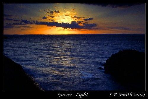 Gower Light by corin45