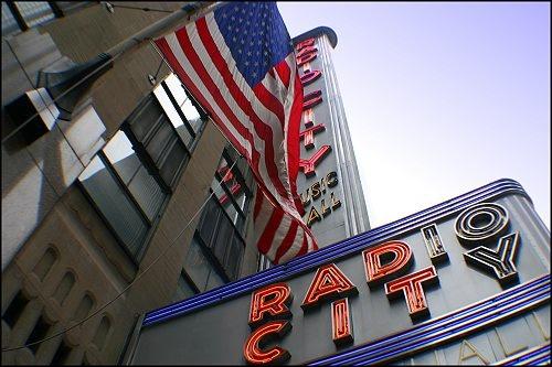Radio City by urban-hero