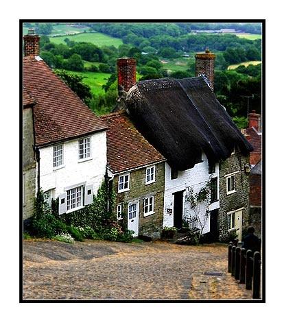 Shaftesbury, Dorset by rusmi