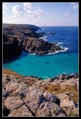 Pendeen Sea by eos3