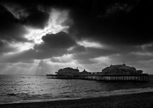 Brighton West Pier by andrejolley