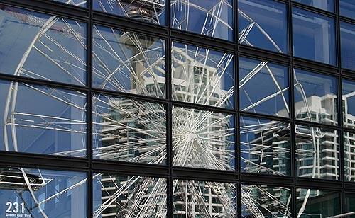 Saab Ferris Wheel by SteveH