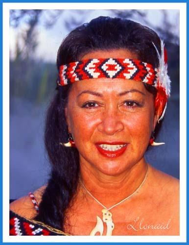 Maori Princess by llonaid