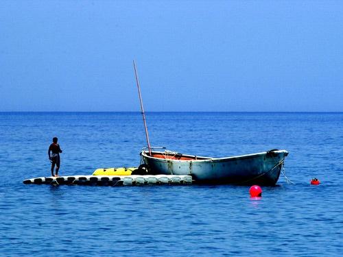 Boat  Man by sebough