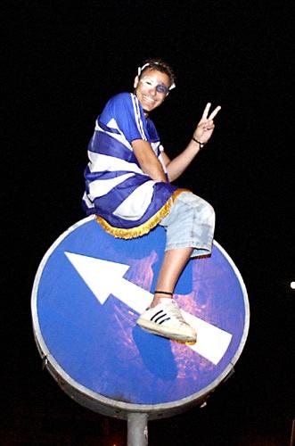 Greece  win Euro 2004 by sebough