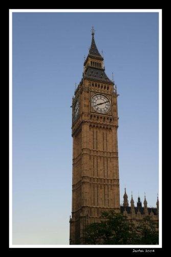 Big Ben by isotsha