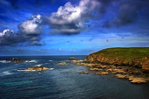 Lizard point, Cornwall by rusmi