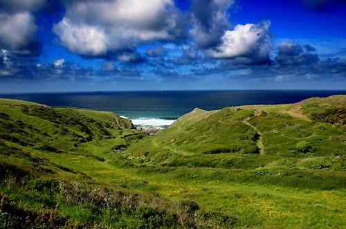 Lizard, Cornwall by rusmi