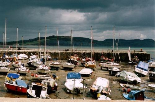 Lyme Regis in July! by rperry