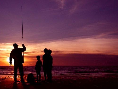 Fishing\'s Lesson by ariandino