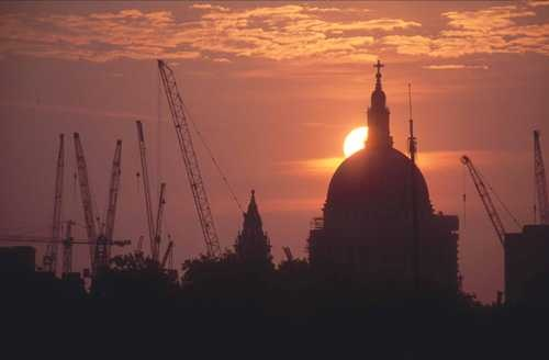 Construction by St Paul\'s by rockpool