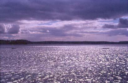 light on the sea by tabby